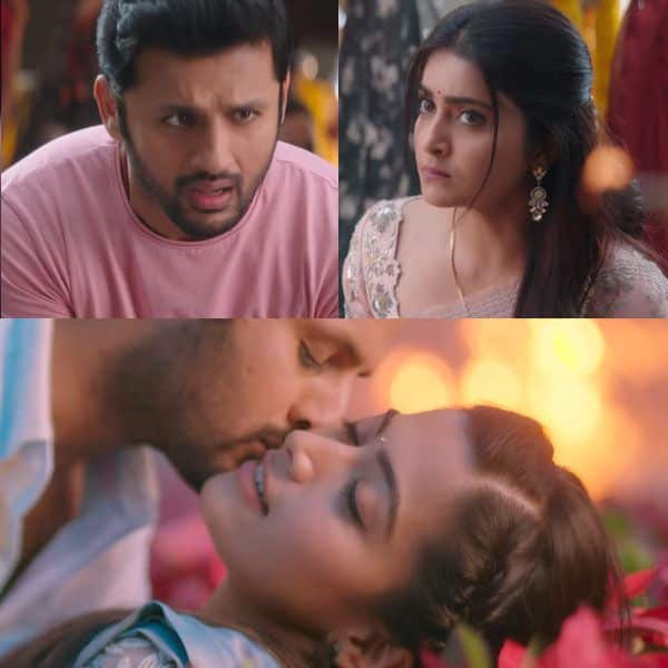 Bheeshma Trailer Nithiin Packs A Punch In This Masala Entertainer While Rashmika Mandanna Looks Cute