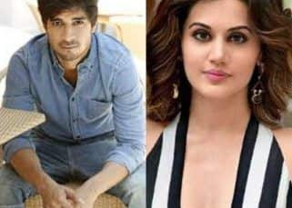 Taapsee Pannu-Tahir Raj Bhasin's Loop Lapeta might become one of the first films to be insured for Covid-19