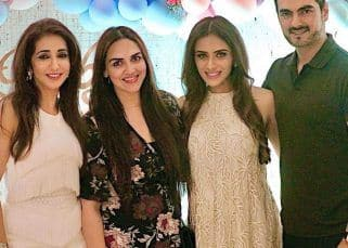 Meri Aashiqui Tumse Hi's Smriti Khanna and hubby Gautam host a baby shower party; Esha Deol and others mark their presence