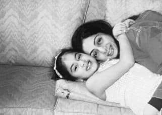 Janhvi Kapoor shares a heartwarming throwback picture with mother Sridevi on the occasion of her second death anniversary
