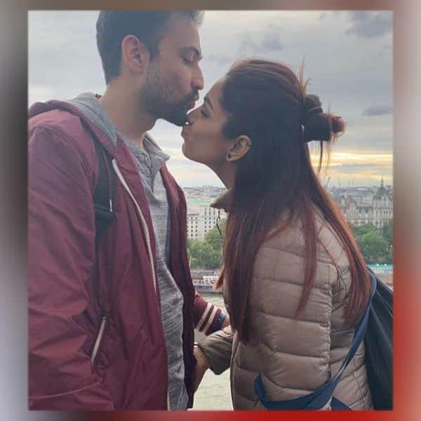 पति के साथ Shikha Singh ने किया रोमांस