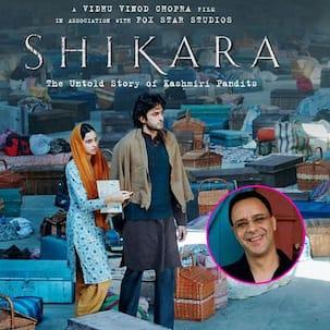 Vidhu Vinod Chopra on Shikara's backlash: Those criticising the film are donkeys