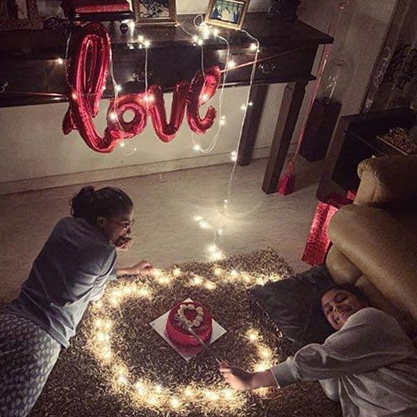 Sushmita Sen ने किया प्यार का इजहार