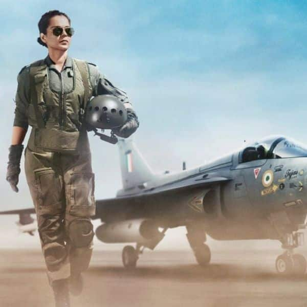 Tejas FIRST LOOK: Kangana Ranaut looks dashing and daring as an Indian Air Force pilot