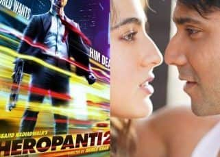 First looks of Tiger Shroff's Heropanti 2 and wrap-up pics of Sara and Varun from Coolie No 1 sets went viral this week