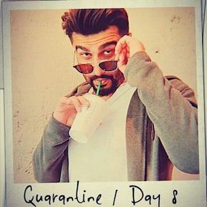 Coronavirus pandemic: Arjun Kapoor shares a heartwarming message, guaranteed to make you smile during the lockdown