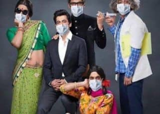 Coronavirus pandemic: Sunil Grover makes a statement for wearing the mask through his different avatars