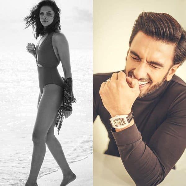 Ranveer Singh pleads, 'Baby reham karo yaar,' after Deepika Padukone posts sultry swimsuit pic