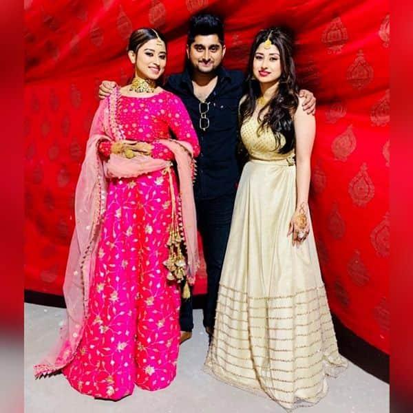 Somi Khan और Saba Khan की बहन की शादी में पहुंचे दीपक ठाकुर