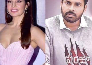 Heard this? Jacqueline Fernandez to star in a Pawan Kalyan film by Krish Jagarlamudi