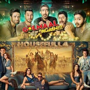 Akshay Kumar's Housefull 4 BEATS Ajay Devgn's Golmaal Again on TV - here's how