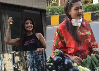 It's awkward! These quirky pictures of Rashami Desai and Shilpa Shetty will fill your lazy Sunday with dollops of laughter