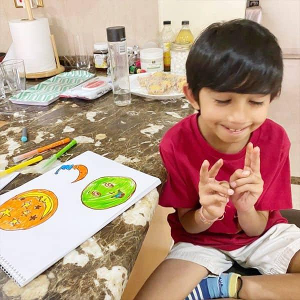 बच्चे भी है बैहद खुश