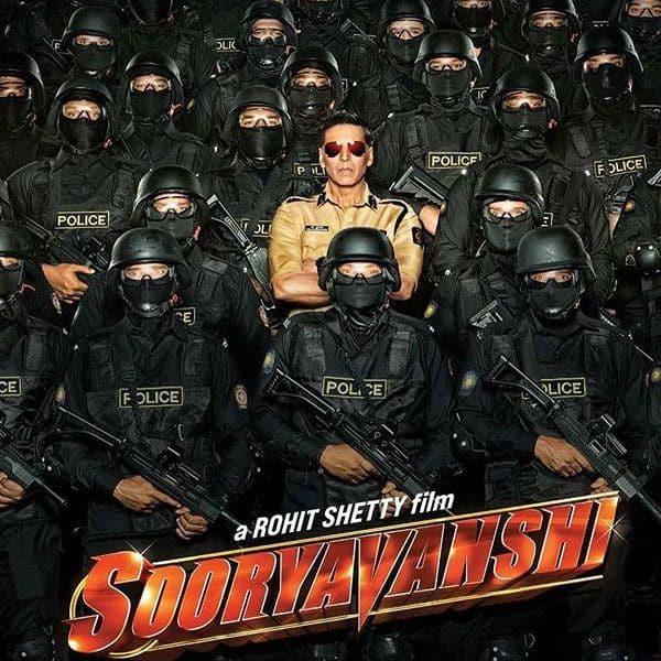Katrina Kaif, Sooryavanshi, Akshay Kumar, Ajay Devgn, Ranveer Singh