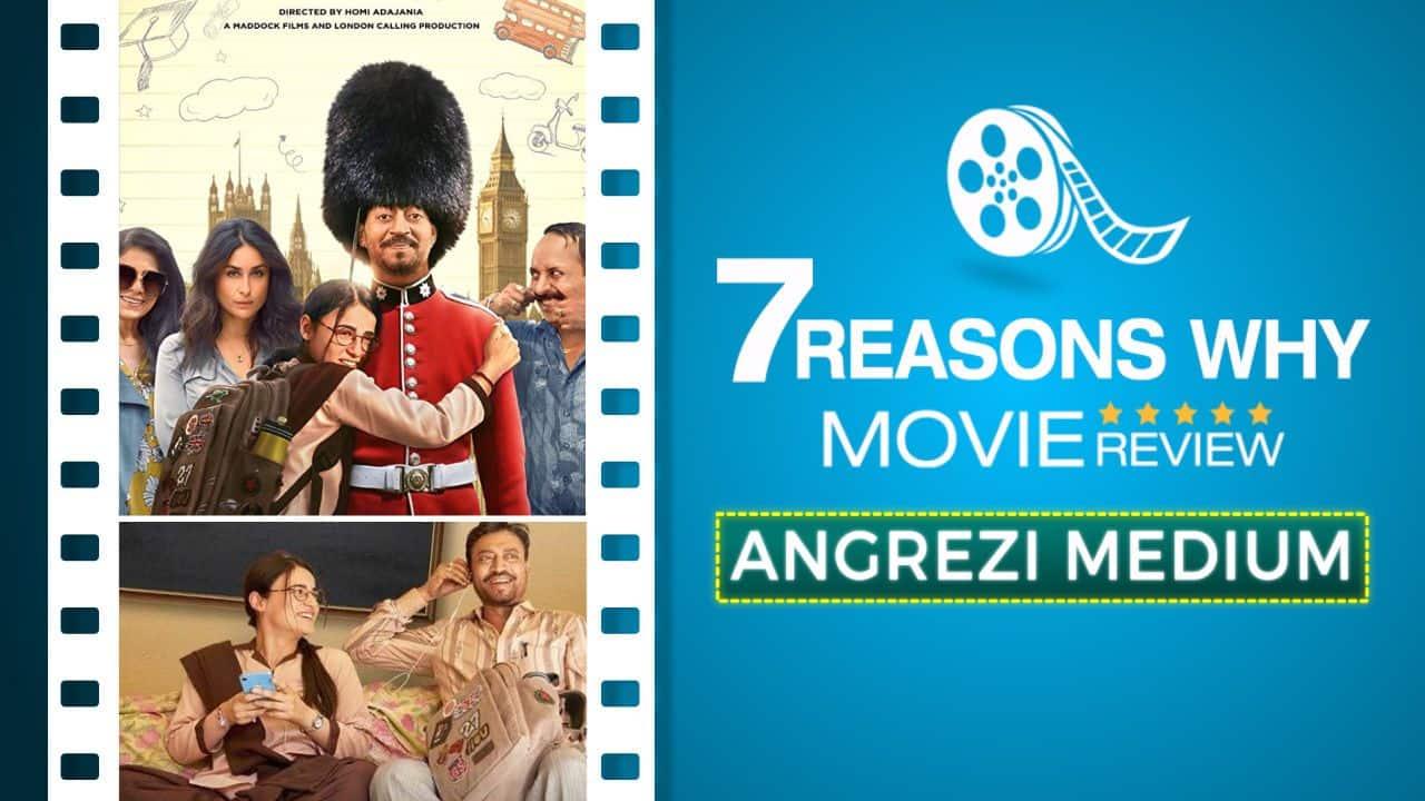 Angrezi Medium movie review: The Irrfan-Radhika Madan starrer uses humour to hide its flaws