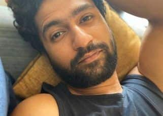 Vicky Kaushal posts a lazy selfie and brother Sunny Kaushal says, 'Uth ja!! Mummy bol rahi hai dusting karni hai'
