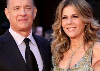 Hollywood actress Rita Wilson reveals why she fell in love with husband Tom Hanks, says, 'I love a good storyteller'