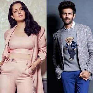 Kangana Ranaut is all praise for Kartik Aaryan, says, 'As long as you are original, we need you'