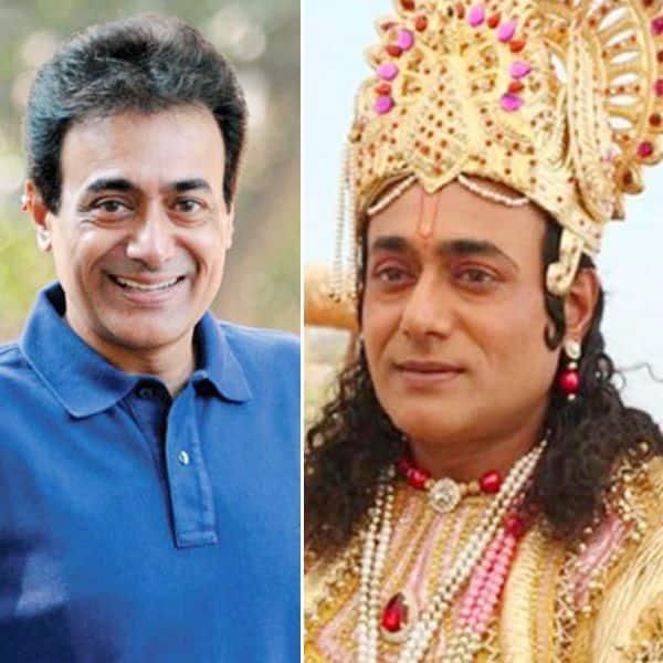 Mahabharat Interesting Fact : Actor Nitish Bhardwaj did not want ...