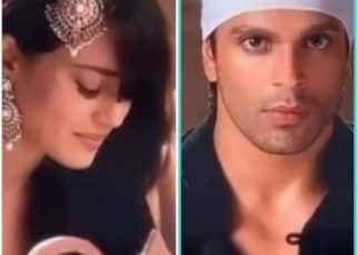 Qubool Hai: Gul Khan shares BTS of a romantic scene between Surbhi Jyoti and Karan Singh Grover, and reveals why it took them longest to shoot