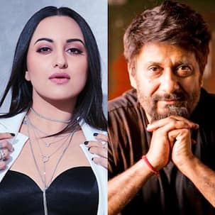 Sonakshi Sinha tags Mumbai police and has a savage reply to Vivek Agnihotri's tweet of her shooting amidst lockdown – view twitter battle