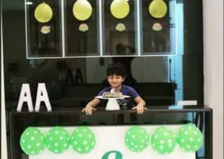 Allu Arjun's son Ayaan turns six, doting dad pens an emotional note