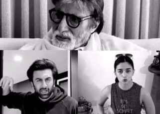 #Family - A Made At Home Short Film: Amitabh Bachchan, Alia Bhatt, Ranbir Kapoor share the message to stay at home during coronavirus pandemic