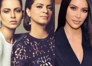 Kangana Ranaut compares sister Rangoli to Kim Kardashian?