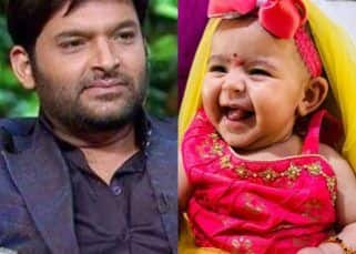 Kapil Sharma shares an adorable picture of his little princess, Anayra Sharma
