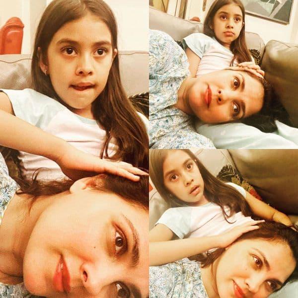 बेहद क्यूट है Lara Dutta की बेटी Saira