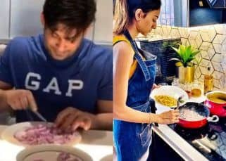 Coronavirus pandemic: Sidharth Shukla, Erica Fernandes, Arjun Bijlani take up kitchen duties amidst social distancing