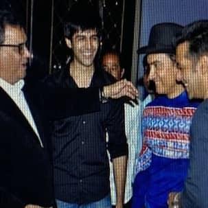 Subhash Ghai recalls seeing dreams in Kartik Aaryan's eyes to be a superstar like Salman Khan and Aamir Khan — read tweet