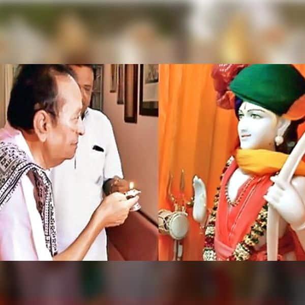 राम भक्त हैं अरविंद त्रिवेदी