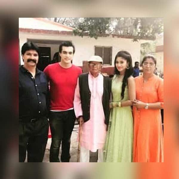शिवांगी जोशी के दादू से मिल चुके हैं मोहसिन खान (Mohsin Khan)