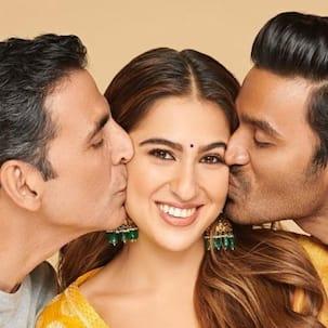 Atrangi Re: Akshay Kumar, Dhanush and Sara Ali Khan's romantic film to release on THIS date