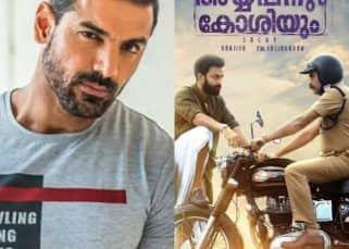John Abraham to remake Malayalam action thriller Ayyappanum Koshiyum in Bollywood
