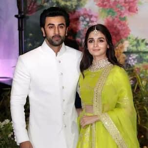 Mouni Roy praises Ranbir Kapoor-Alia Bhatt's chemistry; says, 'They look super-duper cute both on and off screen'