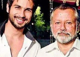 On Pankaj Kapur's birthday, know how he reconciled with Shahid Kapoor years after divorcing Neliima Azeem