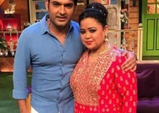 Bharti Singh reveals being with Kapil Sharma's wife during her delivery, says 'I was the first one to hold the baby'