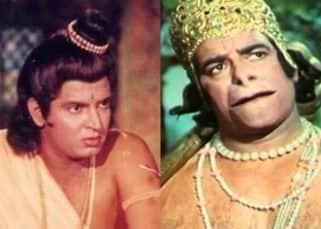 Ramayan: Sunil Lahri aka Laxman reveals an interesting anecdote about Dara Singh aka Hanuman