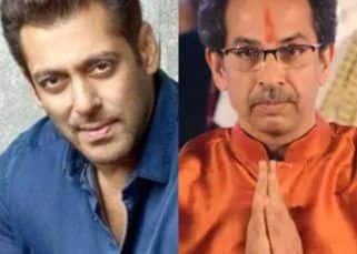 Maharashtra CM Uddhav Thackeray appreciates Salman Khan for donating 1 lakh sanitisers to Mumbai Police