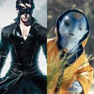 'Yes, the world can do with some Jaadu now,' Hrithik Roshan on Krrish 4