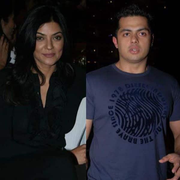 सुष्मिता सेन और बंटी सचदेवा