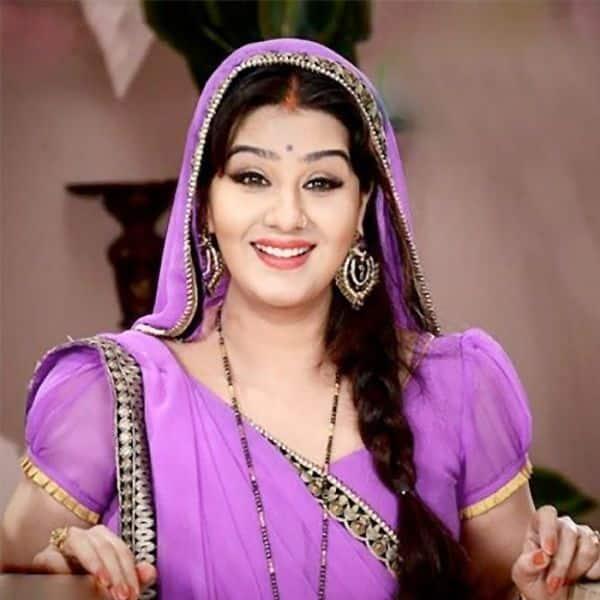 अंगूरी भाभी के किरदार में कमाल लगती हैं Shilpa Shinde