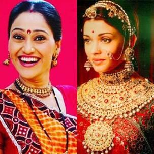 Taarak Mehta Ka Ooltah Chashmah: Did you know Disha Vakani aka Daya ben was a part of Hrithik Roshan and Aishwarya Rai starrer Jodhaa Akhbar?