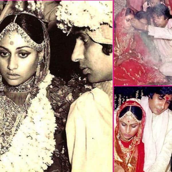 धूमधाम से हुई थी Amitabh Bachchan और Jaya Bachchan की शादी