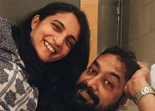 AWW! Anurag Kashyap's girlfriend Shubhra Shetty didnt watch his 'disturbing' films, so he made Choked for her