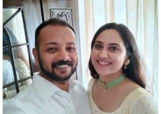 Malayalam actress Miya George is off the market, to get hitched with businessman Ashwin Philip