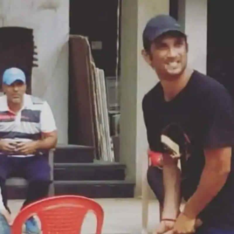 घरवालों के साथ क्रिकेट खेलना पसंद करते थे सुशांत