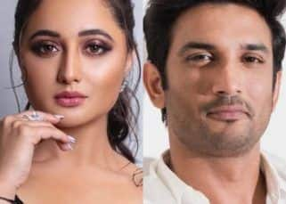 RIP Sushant Singh Rajput: Rashami Desai tears up as she says, 'I have my own vision and I don't want to talk about it'